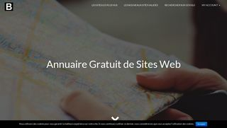 Guide web francophone de sites internet